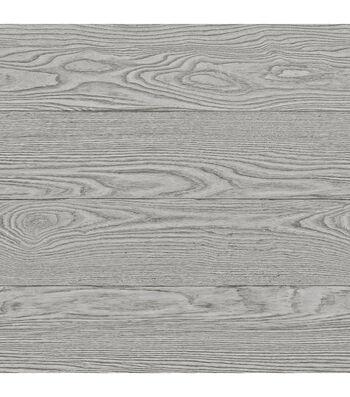 WallPops NuWallpaper Peel & Stick Wallpaper-Salvaged Wood