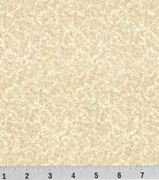 Keepsake Calico Cotton Fabric 44''-Vinery on Cream, , hi-res