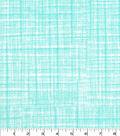 Quilter\u0027s Showcase Cotton Fabric 44\u0027\u0027-Screen Blender on Light Blue