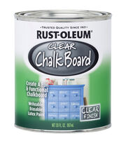 Clear Chalkboard Paint-30oz, , hi-res