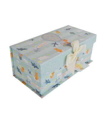 Organizing Essentials Medium Fliptop Storage Box-Twinkle Twinkle