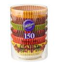 Wilton Standard Baking Cups-Harvest 150/Pkg