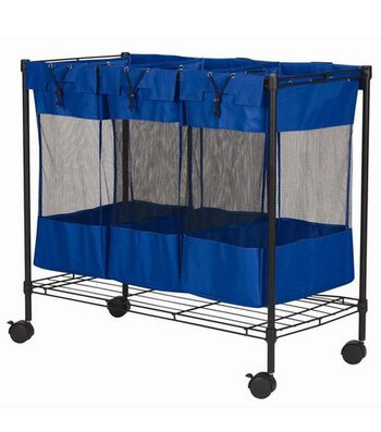 Whitney Design Household Essentials Triple Storage Bin