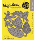 Waffle Flower Die-Greenery