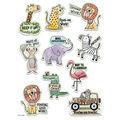Creative Teaching Press Safari Friends Rewards Stickers 6 Packs