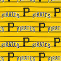 Pittsburgh Pirates Cotton Fabric-70s Cooperstown