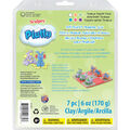 Sculpey Pluffy 8oz. Variety Pack Clay-Tropical
