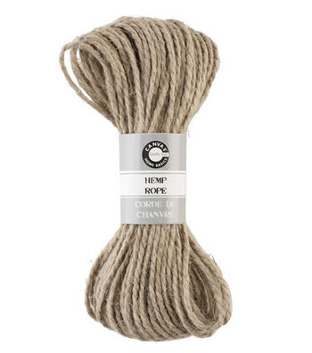 Canvas Home Basics-Hemp Rope