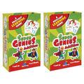 Blue Orange Games Super Genius Addition Game, Pack of 2