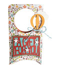 Sizzix Thinlits Lori Whitlock 10 Pack Dies-Door Hanger