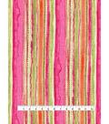Dena Designs Upholstery Fabric 13x13\u0022 Swatch-Splash Zone Watermelon