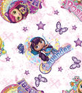 Nickelodeon Little Charmer Cotton Fabric 43\u0022-Friends