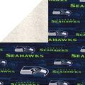 Seattle Seahawks Sherpa & Fleece Fabric
