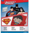 Perler Superman 1000 Count Bead Kit