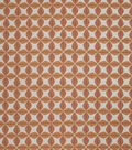 Eaton Square Multi-Purpose Decor Fabric 55\u0022-Pincushion/Persimmon