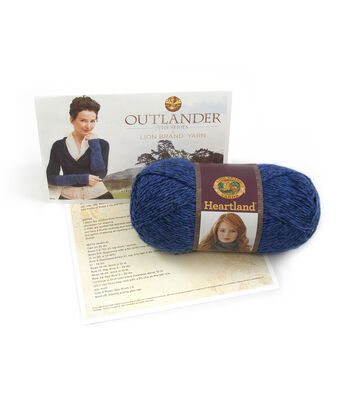 Outlander Garment Knit Kit-Pursuit of Craigh na Dun Arm Warmers