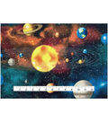 Novelty Cotton Fabric -Solar System
