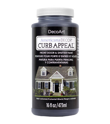 DecoArt Americana Decor 16 fl.oz Curb Appeal Paint