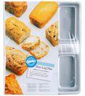 Wilton Mini Loaf Pan 6 Cavity-4-1/2\u0022 X 2-1/2\u0022 X 1-1/2\u0022