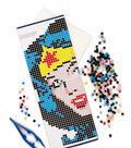 Perler Wonder Woman 3500 Count Pattern Bag