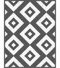 Neat & Tangled Nice & Neat 4.13\u0027\u0027x5.38\u0027\u0027 Die-Inlaid Squares Cover Plate