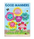 Creative Teaching Press Garden of Good Manners Chart 6pk