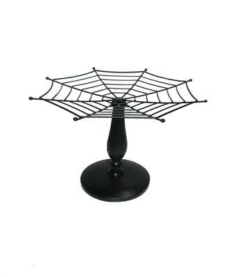 Maker's Halloween Large Spider Web Pumpkin Holder