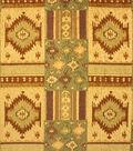 Home Decor 8\u0022x8\u0022 Fabric Swatch-Upholstery Fabric Barrow M6562-5778 Cactus