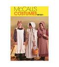 McCall\u0027s Pattern M7231-Girls\u0027 Pioneer Costumes