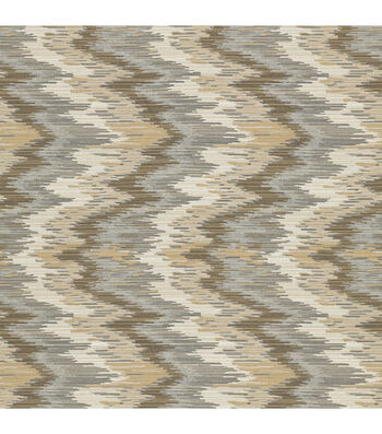 """Crypton Upholstery Fabric 54""""-Aumont Way Cement"""