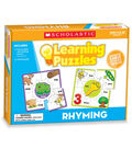 Scholastic Teacher\u0027s Friend Rhyming Learning Puzzles