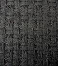 Yaya Han Cosplay Basketweave Fabric -Black