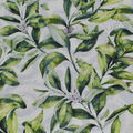 Christmas Cotton Fabric-Berries & Leaves Green