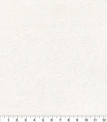 Kelly Ripa Home Multi-Purpose Decor Fabric 54''-Ivory Jump For Joy