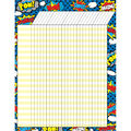 Superhero Incentive Chart, Pack of 12