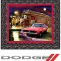 Quilt Kit-1969 Dodge Charger  by Riley Blake