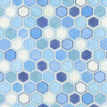IMAN Home Lightweight Decor Fabric 57\u0022-Gem Market Emb/Porcelain