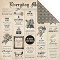 Kaisercraft Art Of Life Memories Double-Sided Paper