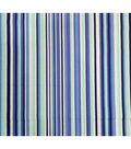 Quilter\u0027s Showcase Cotton Fabric-Stripes Navy Purple