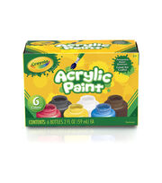 crayola Acrylic Paint Set, , hi-res