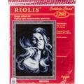 RIOLIS Combopu Cama 8.25\u0027\u0027x11.75\u0027\u0027 Counted Cross Stitch Kit-Temptation
