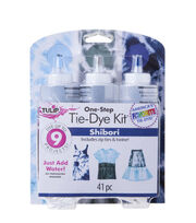 Tulip Shibori One-Step Tie-Dye Kit, , hi-res