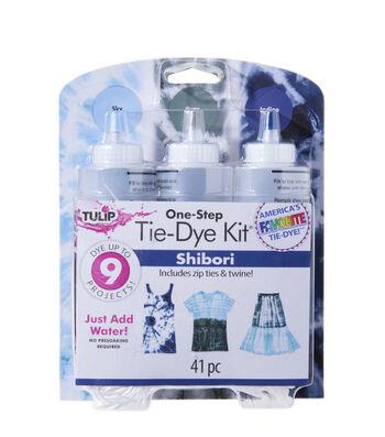 Tulip Shibori One-Step Tie-Dye Kit