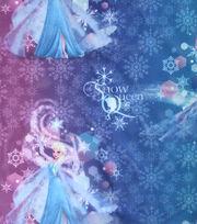 Disney Frozen Sheer Fabric -Snow Queen, , hi-res