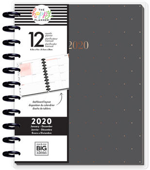The Happy Planner Big 2020 Dated Planner-Biz Babe
