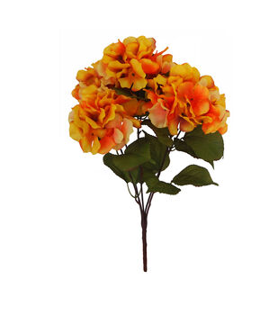 Blooming Autumn Water Resistant Hydrangea Bush-Yellow