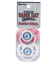 University of Kansas Pacifiers, , hi-res