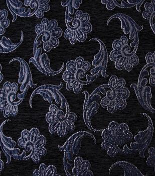 Yaya Han Collection Velvet Metallic Floral Brocde
