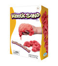 Relevant Play Kinetic Sand, 5 lbs., Red