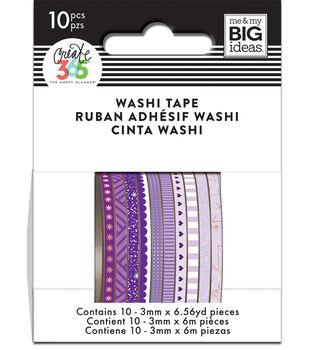 The Happy Planner Mini Washi Tape-Purple